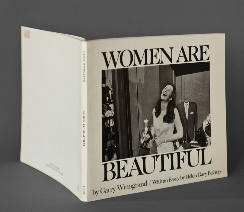 WOMEN ARE BEAUTIFUL, Gary Winogrand, New York 1975. $300.
